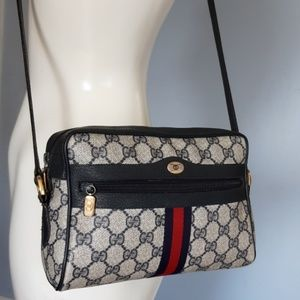 Gucci Ophidia Vintage Cross-body Bag!